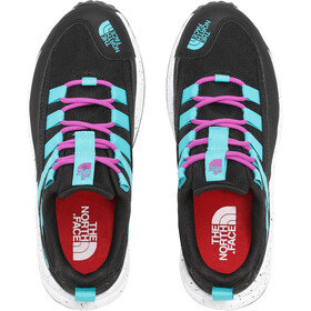 The North Face Trail Escape Crest Scarpe Donna, tnf black/purple cactus flower